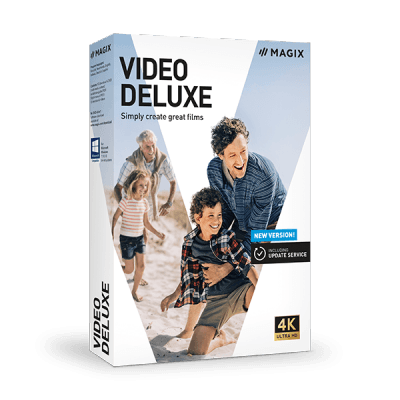 Magix Video Deluxe 2020 PC