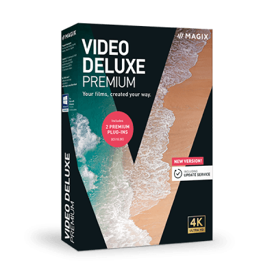 Magix Video Deluxe Premium 2020 PC