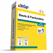 EBP Devis et Facturation Pratic 2016