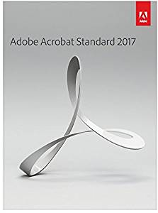 ADOBE Acrobat Standard 2017 PC