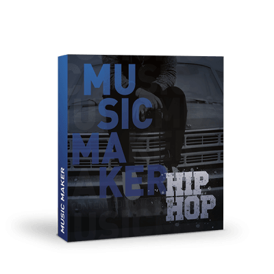 Magix Music Maker 2020 Hip Hop Beat Producer Edition PC