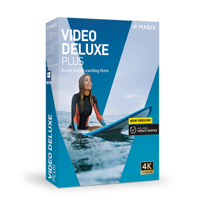 Magix Video Deluxe Plus 2020 PC