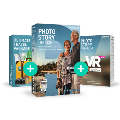 Magix Photostory Premium VR 2020 PC
