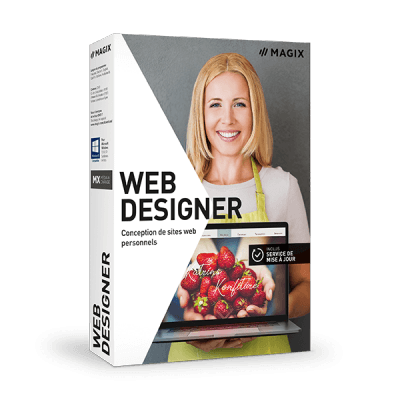 Magix Web Designer 16 PC