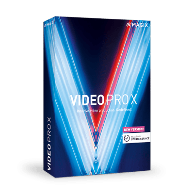 Magix Video Pro X PC