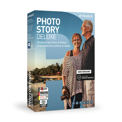 Magix Photostory Deluxe 2020 PC