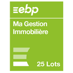 EBP Ma Gestion Immobiliere 2020 25 lots