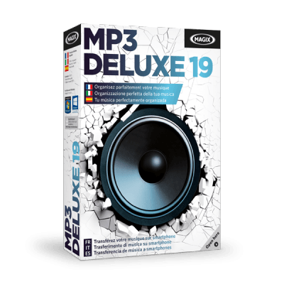 Magix MP3 Deluxe 19 PC